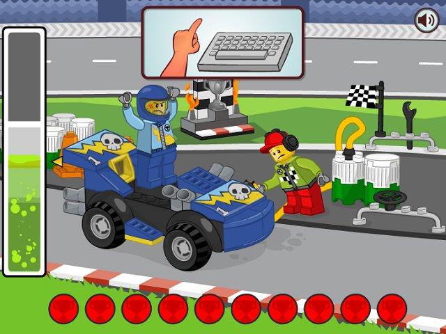 Lego junior the game