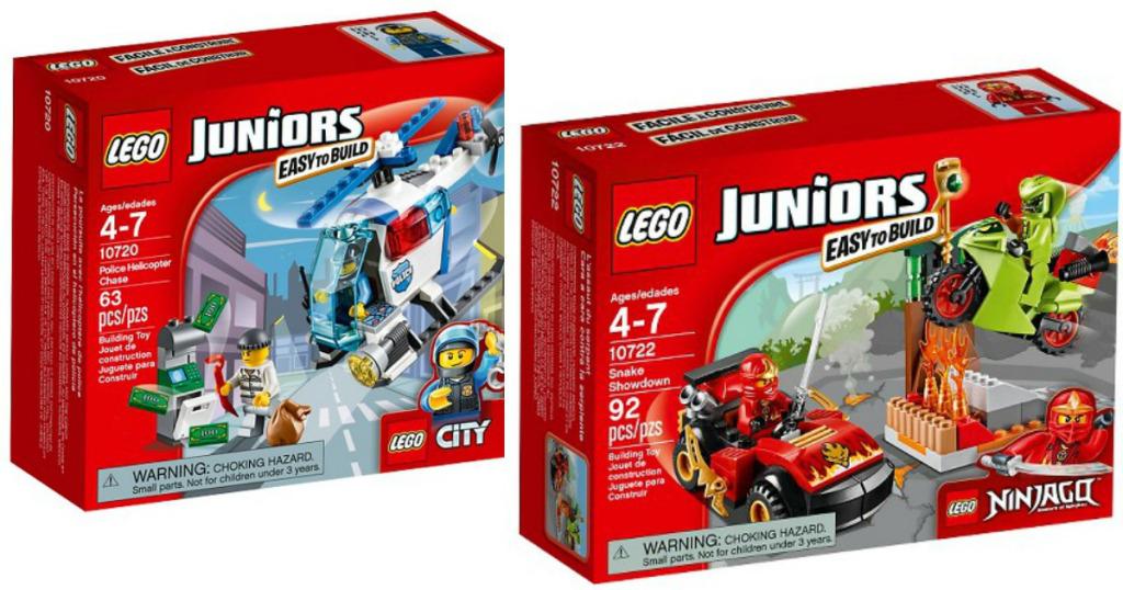 Lego junior train set