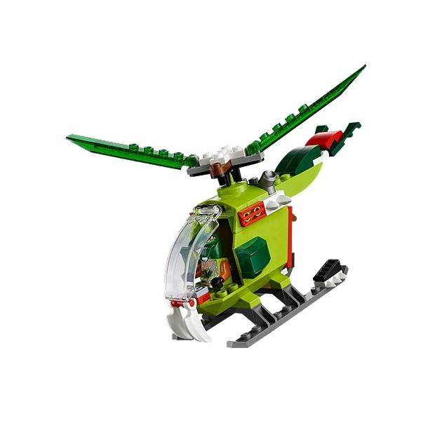 Lego junior helikopter