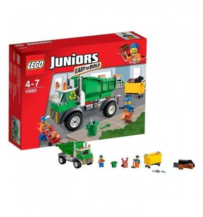 Lego junior trash truck