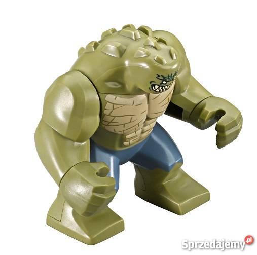 Lego hulk figurka