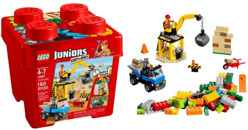 Lego junior thunder hollow