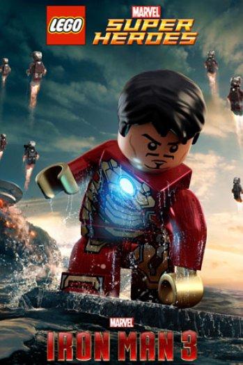 Lego iron man 3 trailer 2