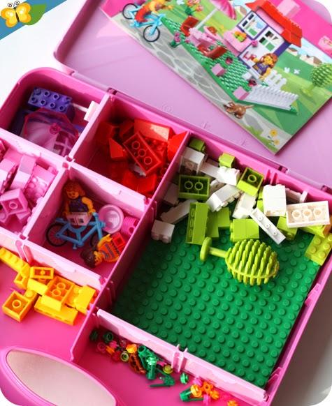 Junior Supermarché Lego Junior Valise Lego eWrdCBxo