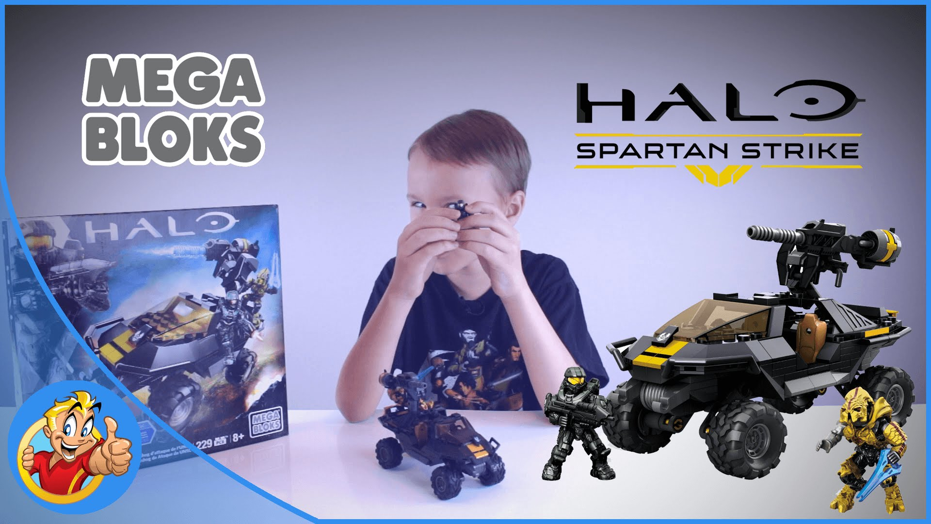 Lego halo mega bloks youtube