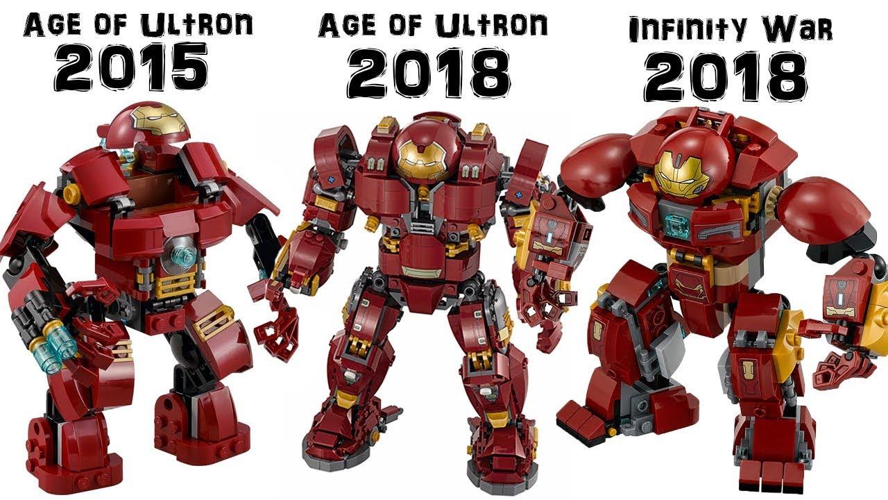 Lego hulkbuster images