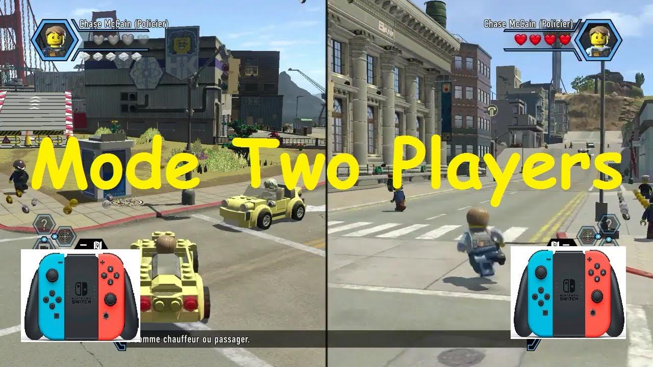 Lego batman 3 mode histoire