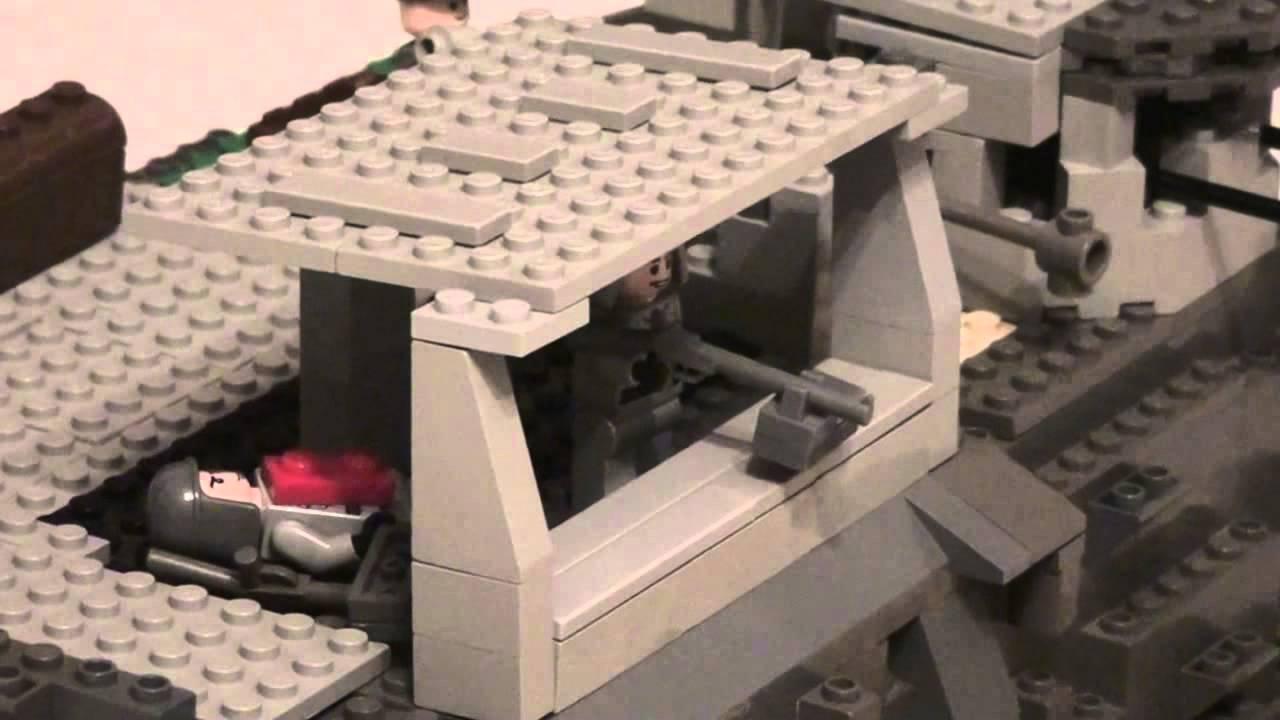 Lego wojny film