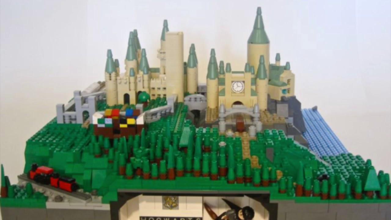 Lego hogwarts d2c