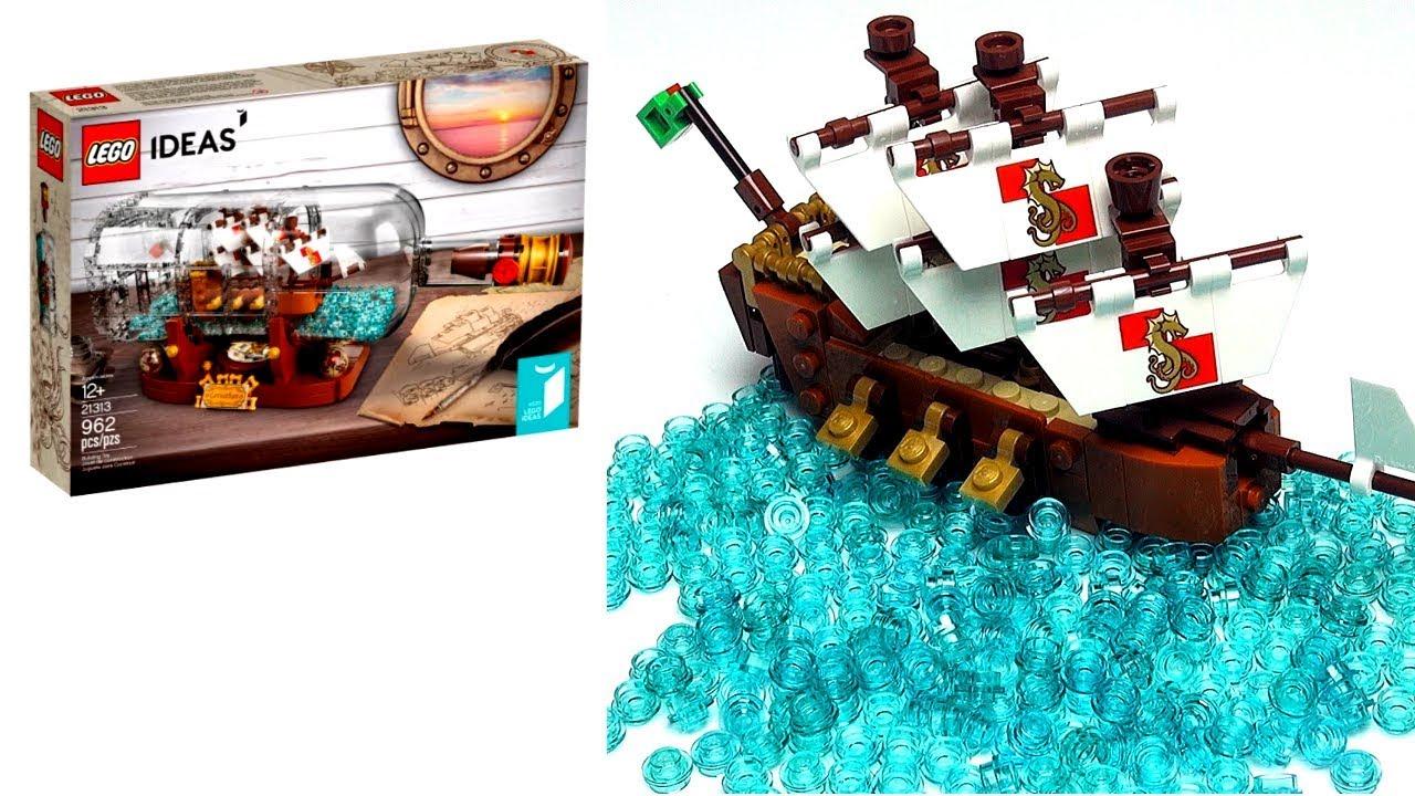 Quick lego ideas