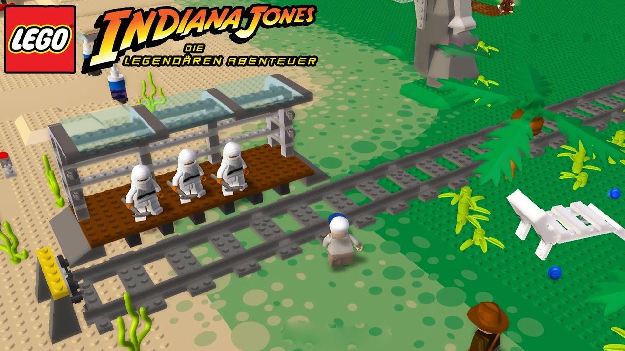 Lego indiana jones youtube