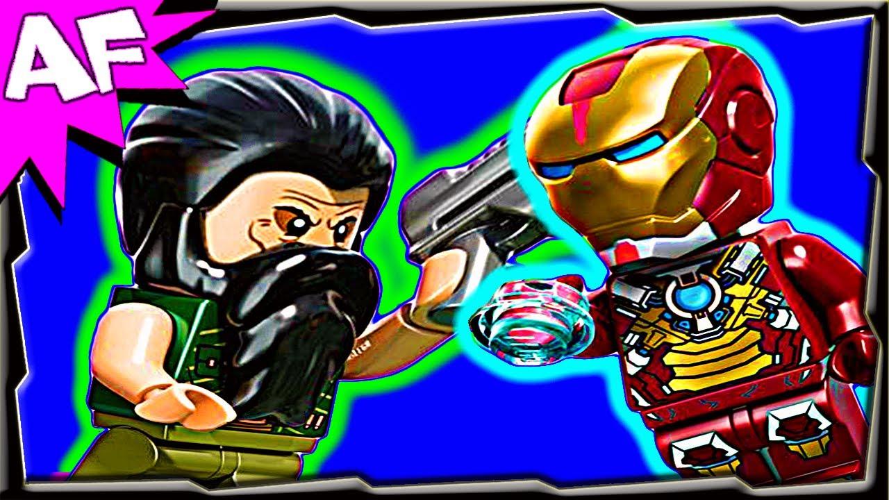 Lego iron man 3 artifex