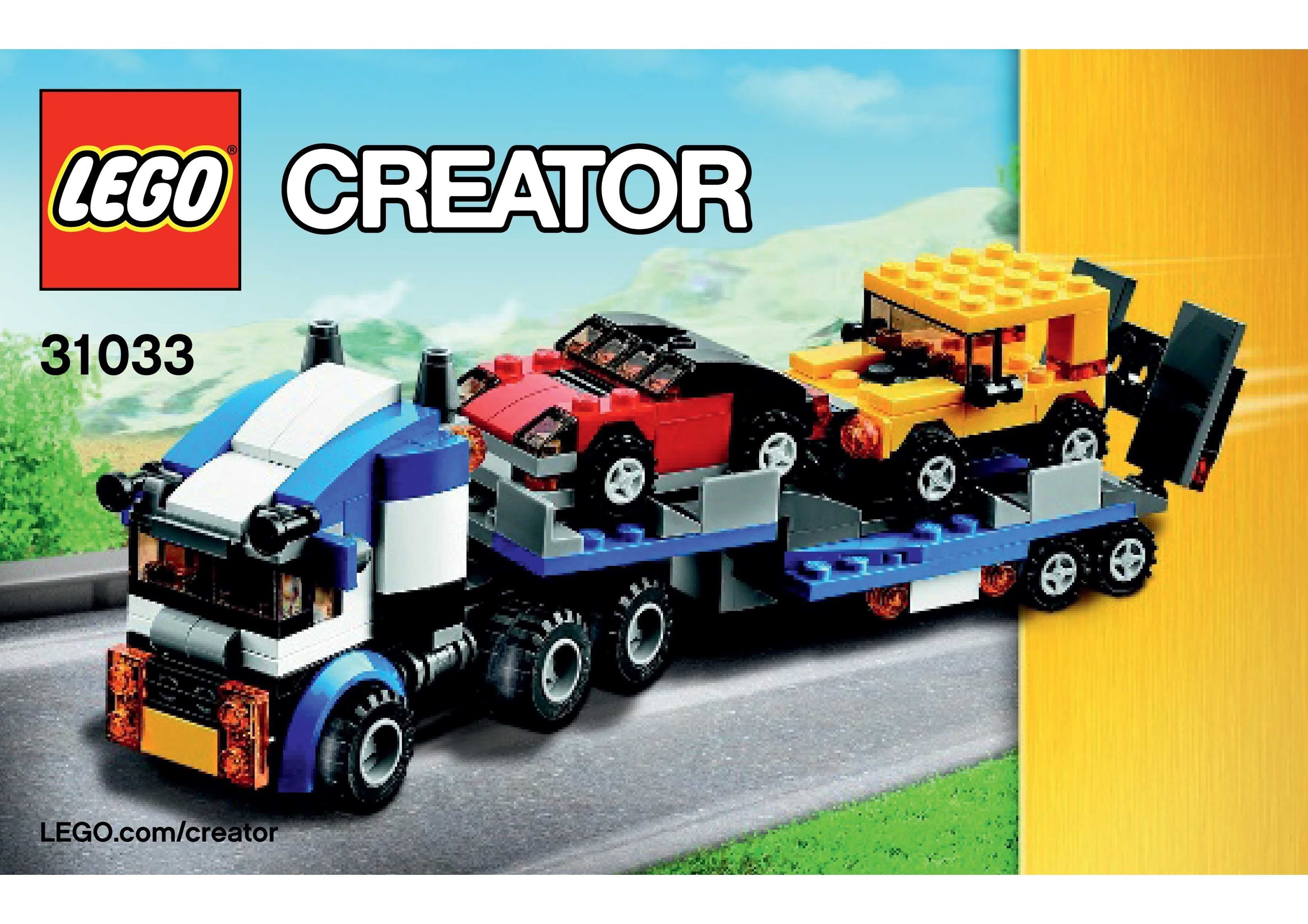 Lego Instruction Creator