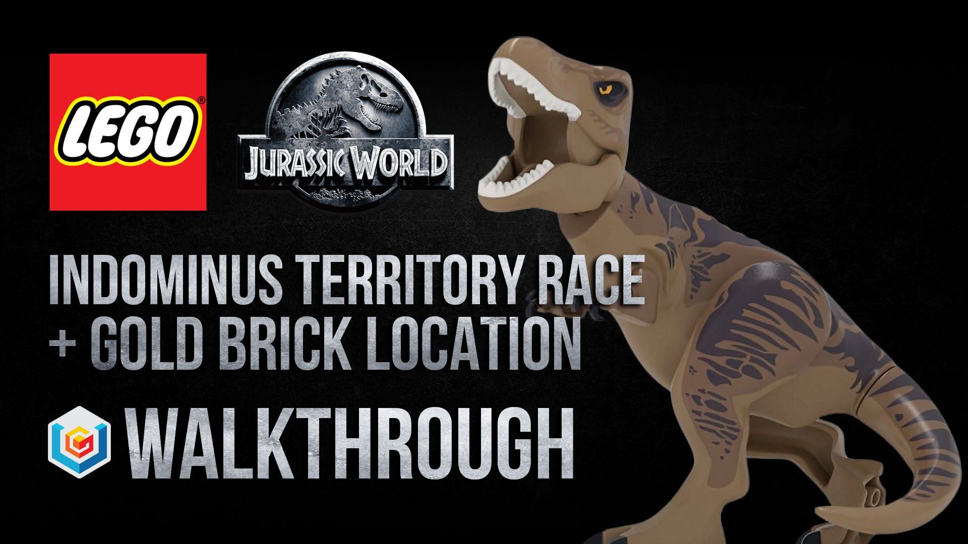 Lego jurassic world indominus rex territory red brick