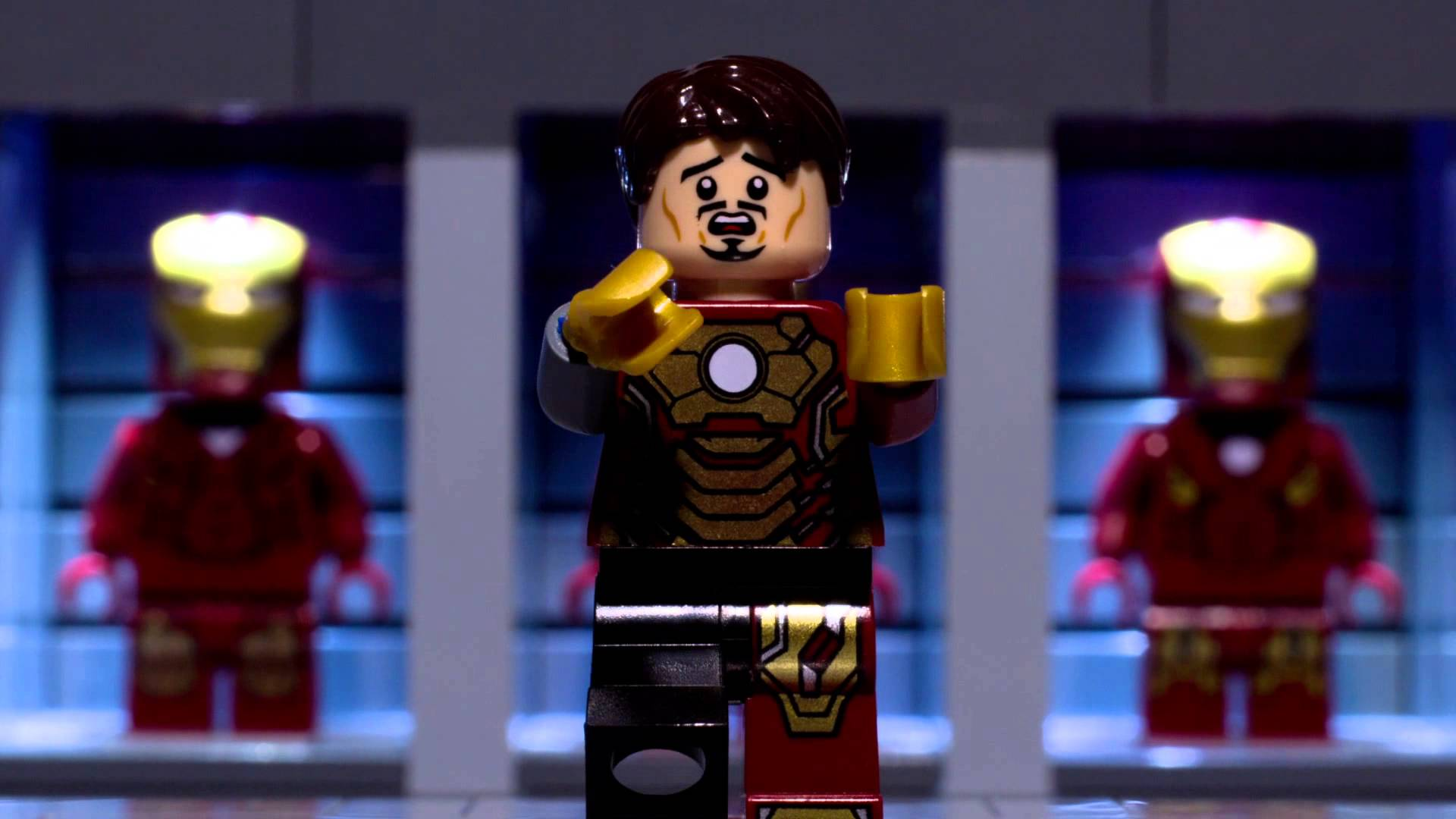 Videos 3 Lego Iron De Man Juguetes K1lFcTJ