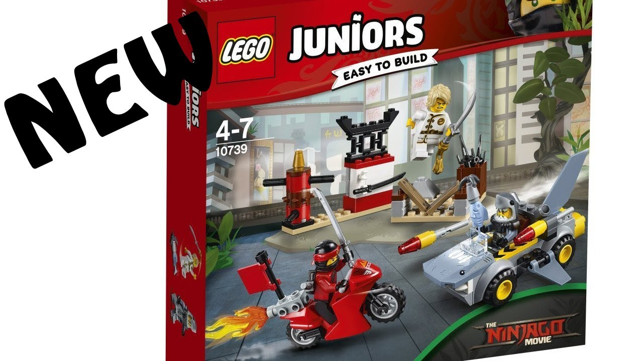 Lego junior novel