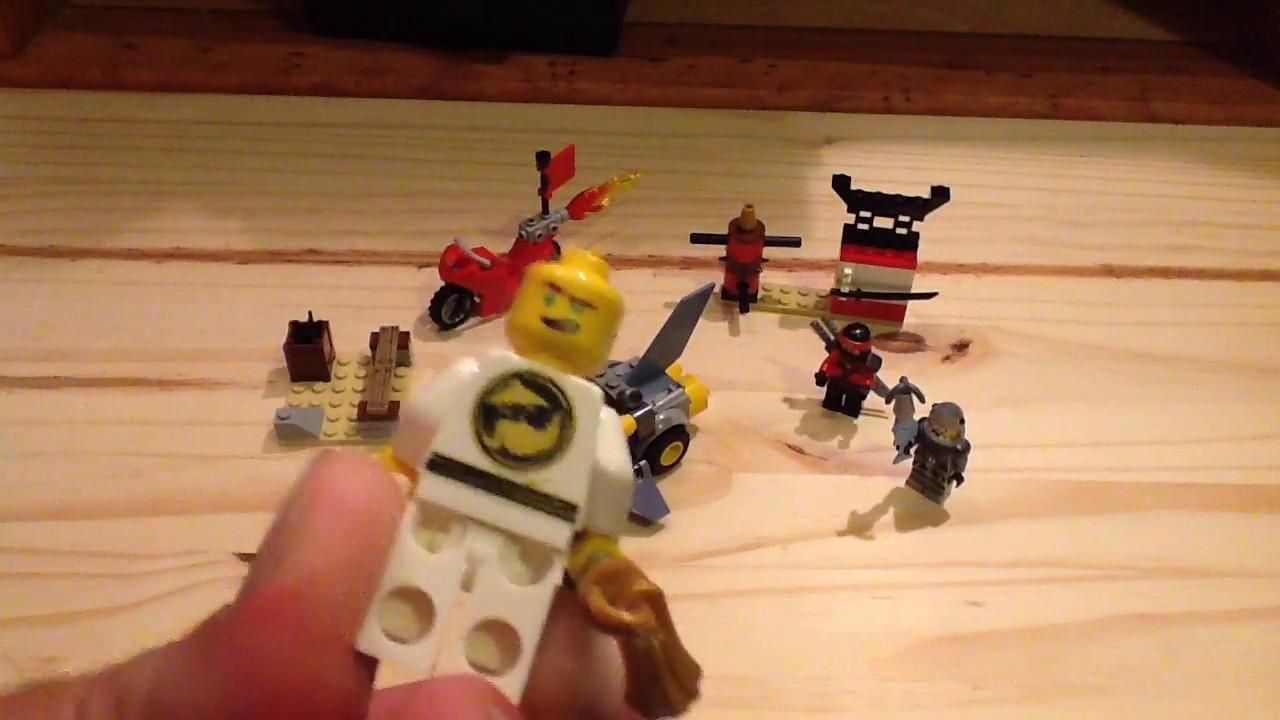 Lego junior ninjago movie