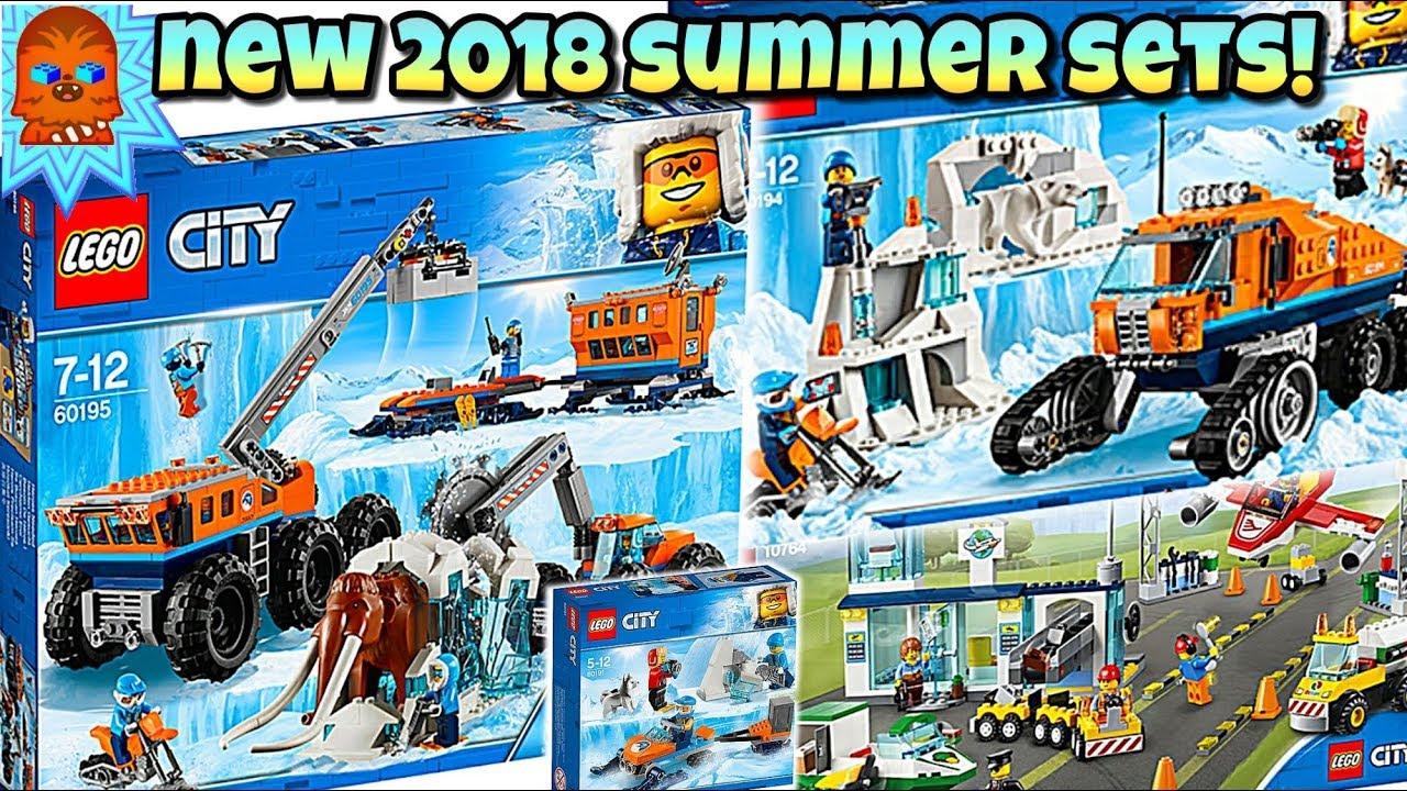 Lego junior vs lego city