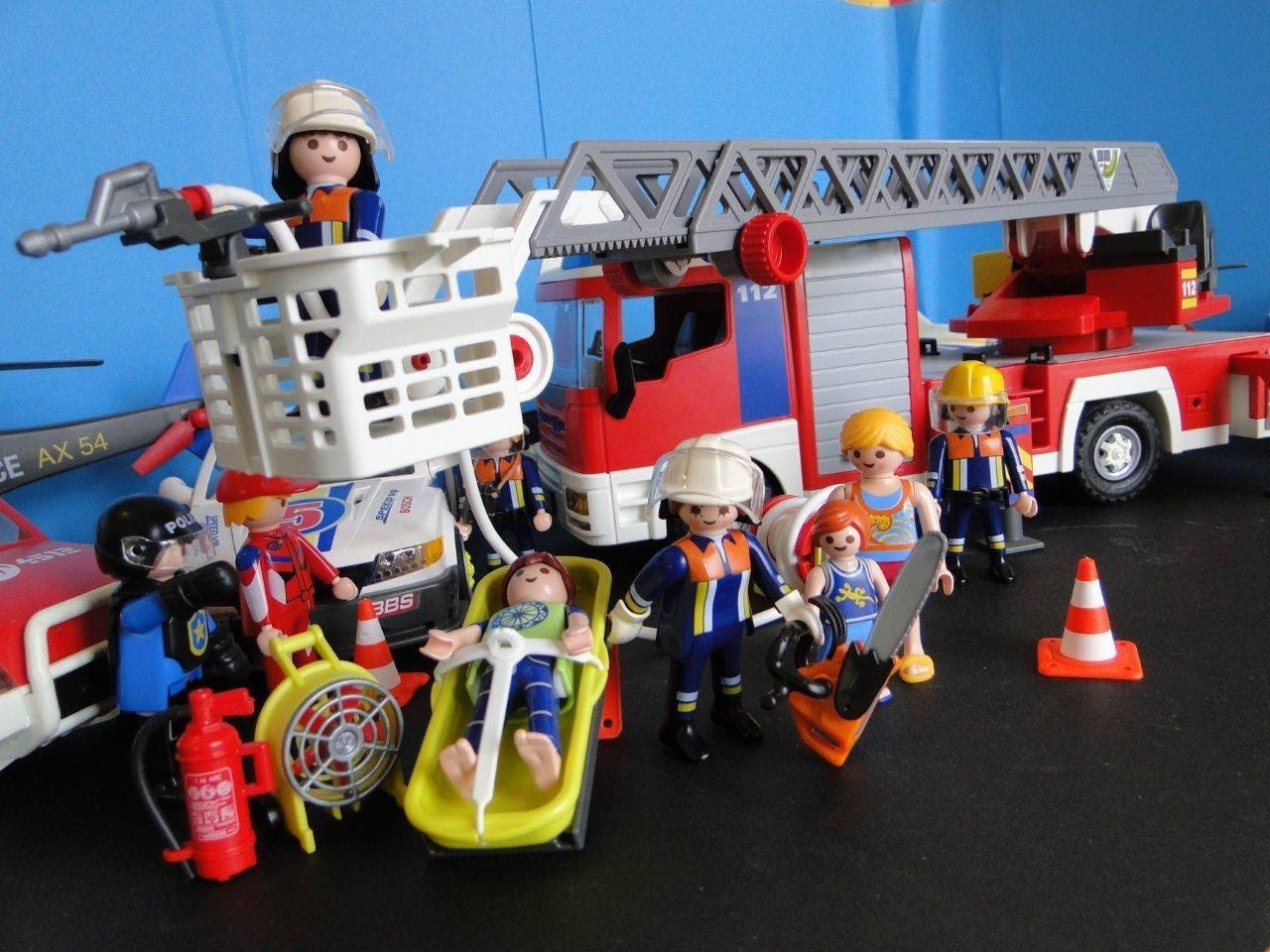 Playmobil Playmobil Pompier Voiture Voiture Pompier Voiture Pompier Voiture Pompier Playmobil Playmobil Voiture Pompier Playmobil lT3F1KJc