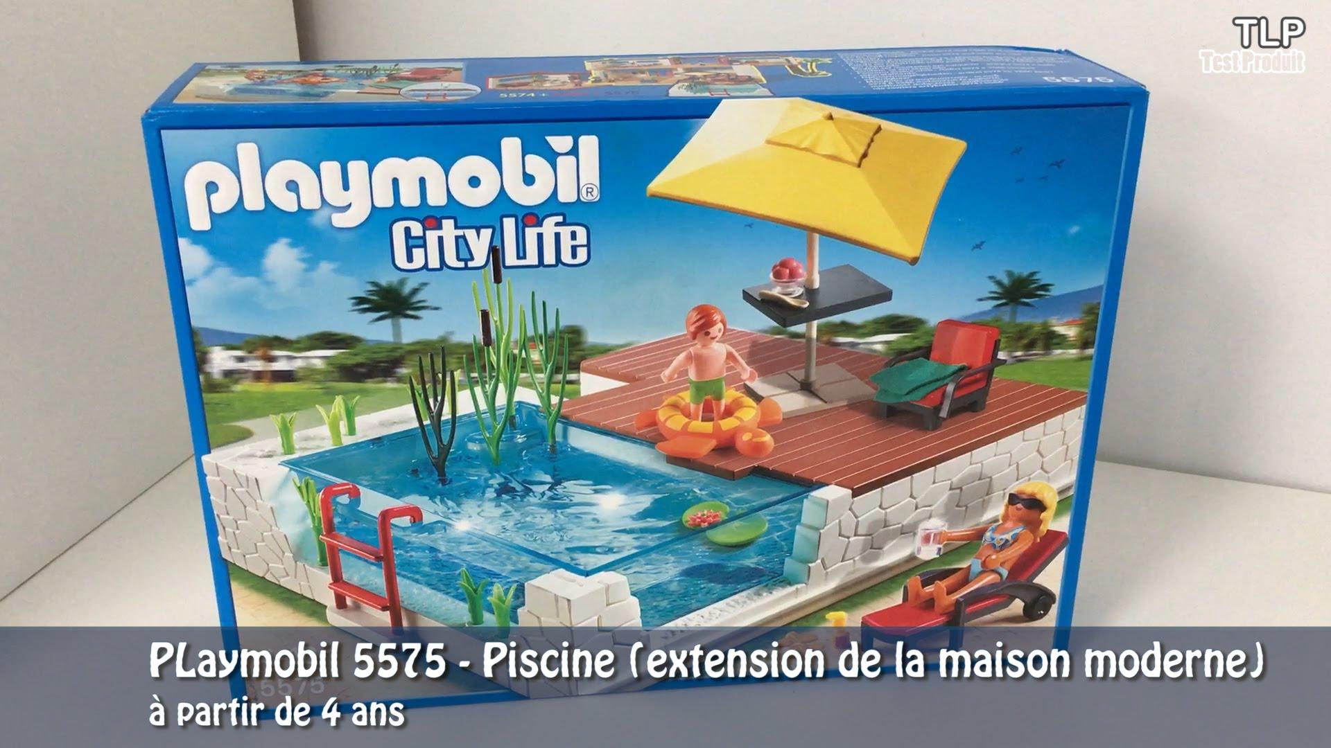 Playmobil youtube maison - zagafrica.fr