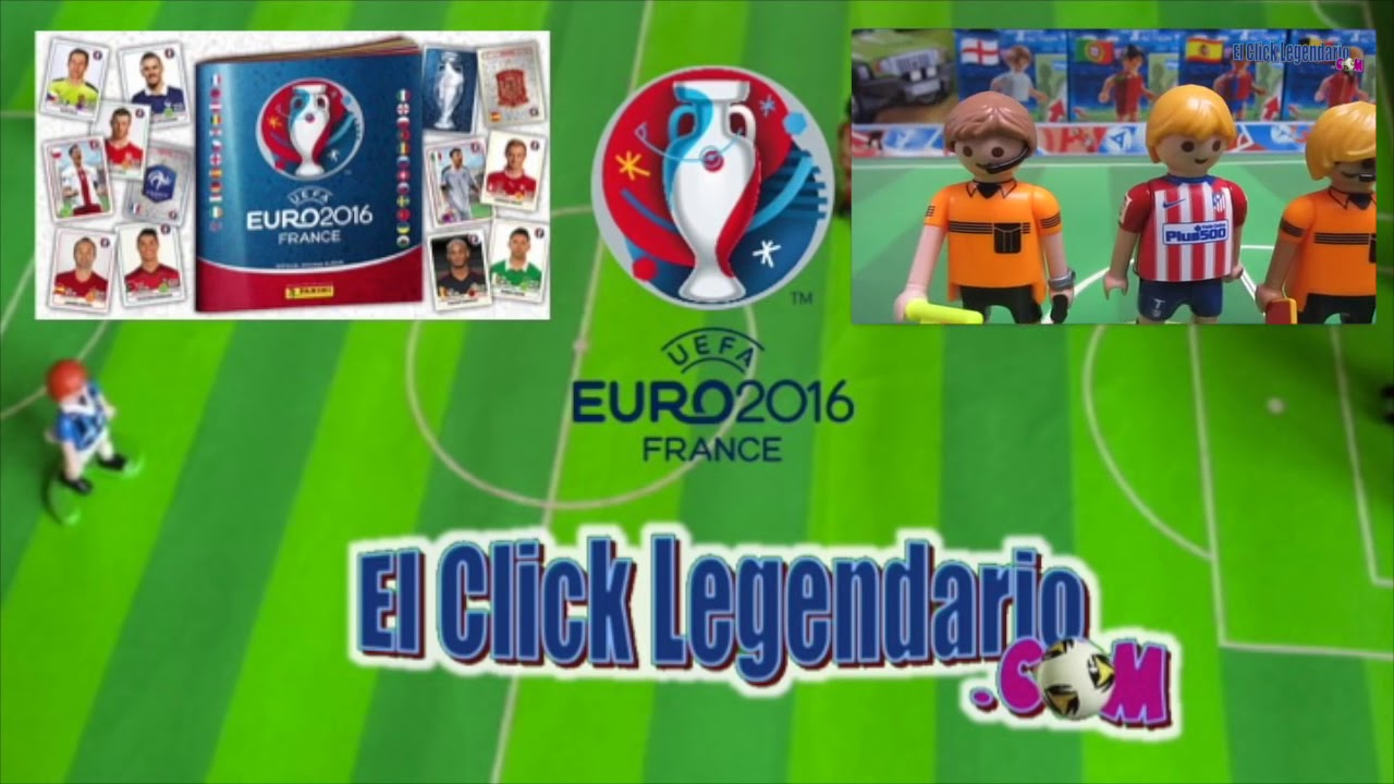 Playmobil football france