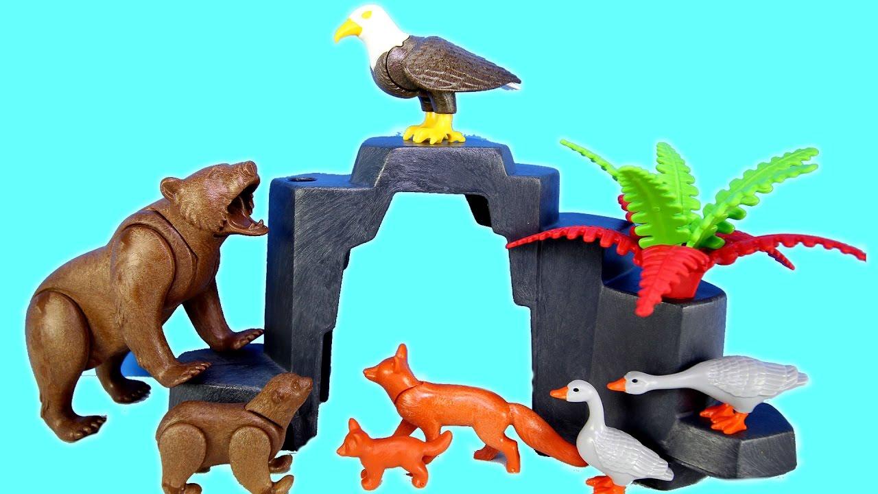 Playmobil infirmerie animaux