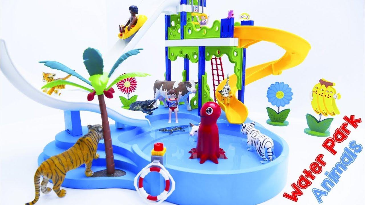 Playmobil animal water park