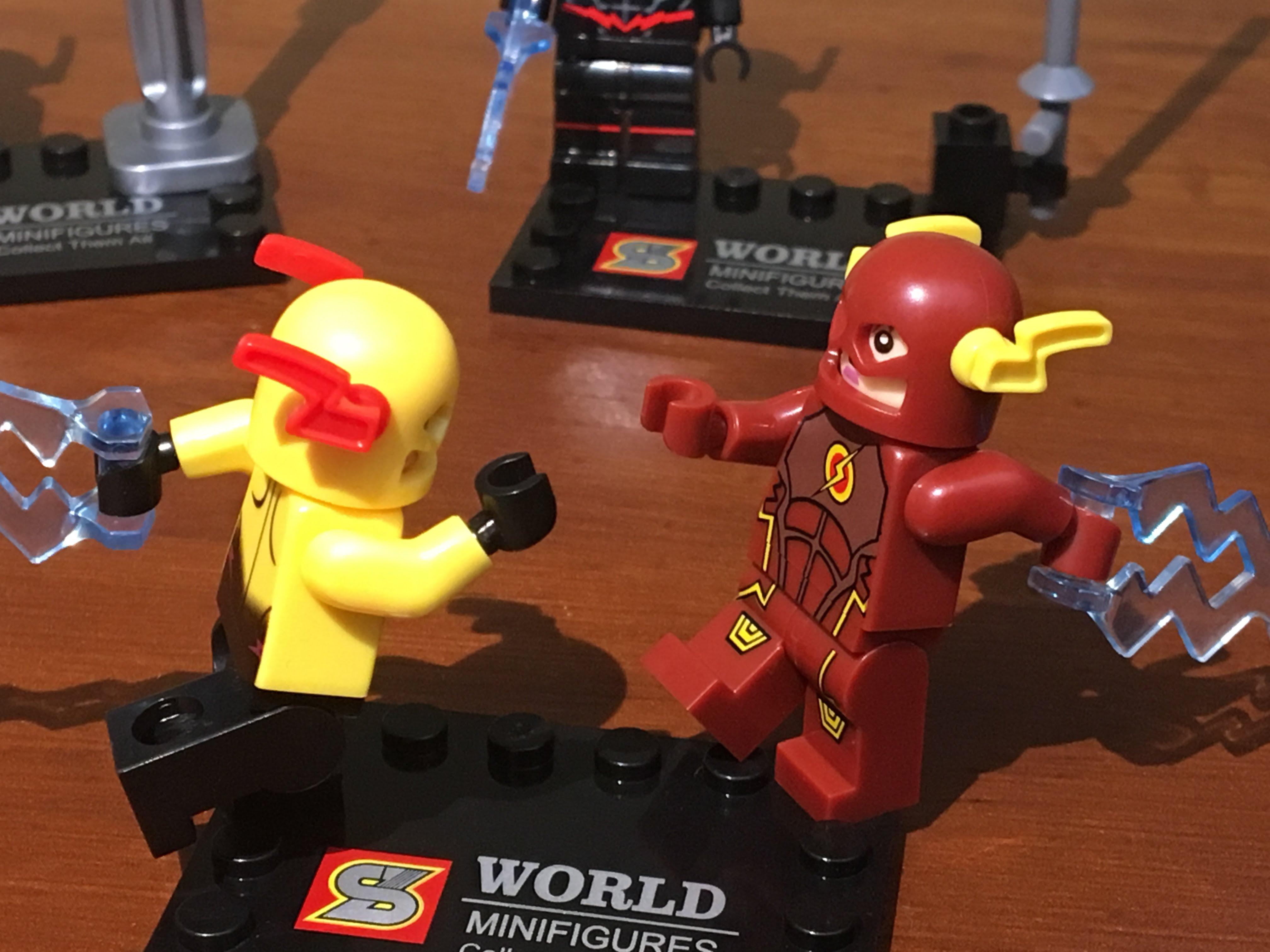 Lego flash on youtube