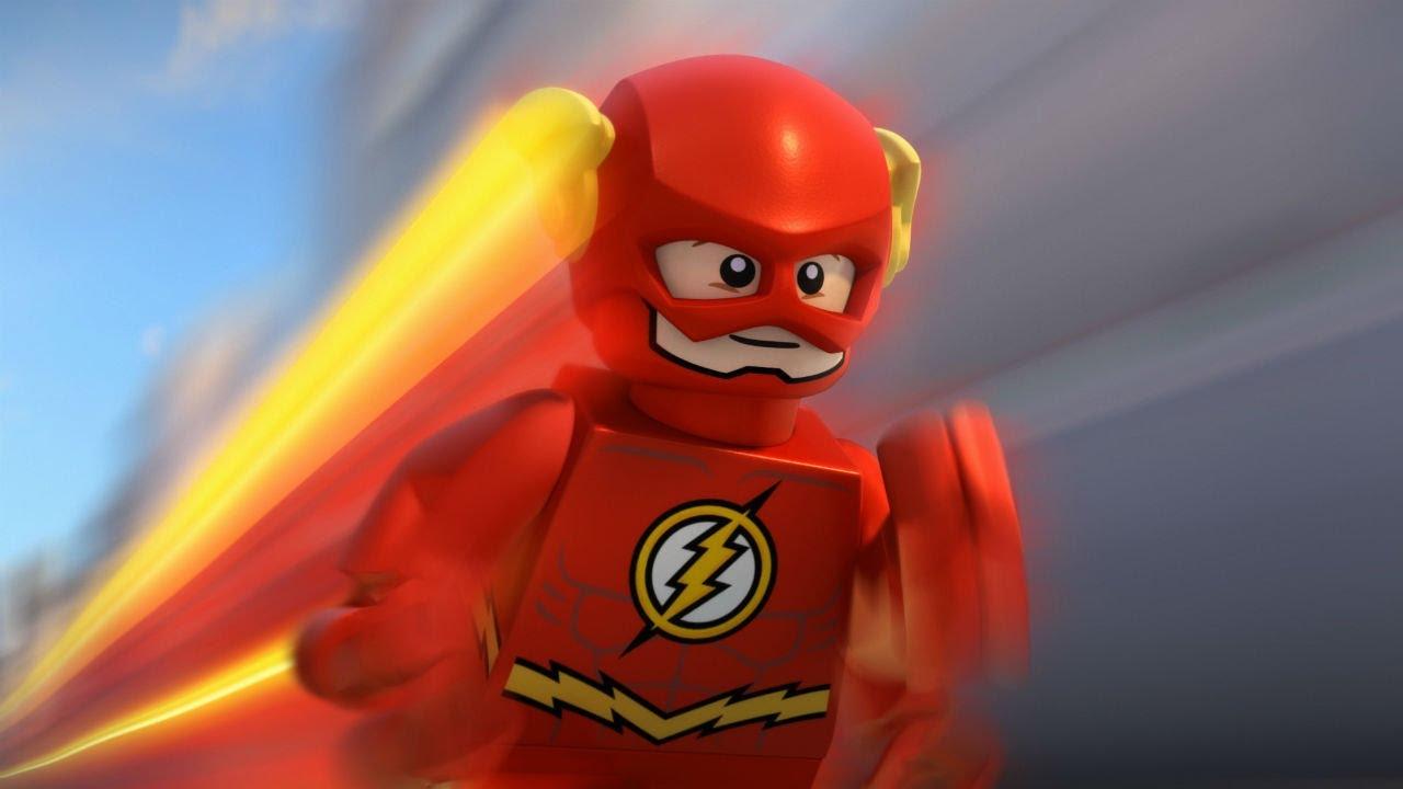 Watch lego flash online