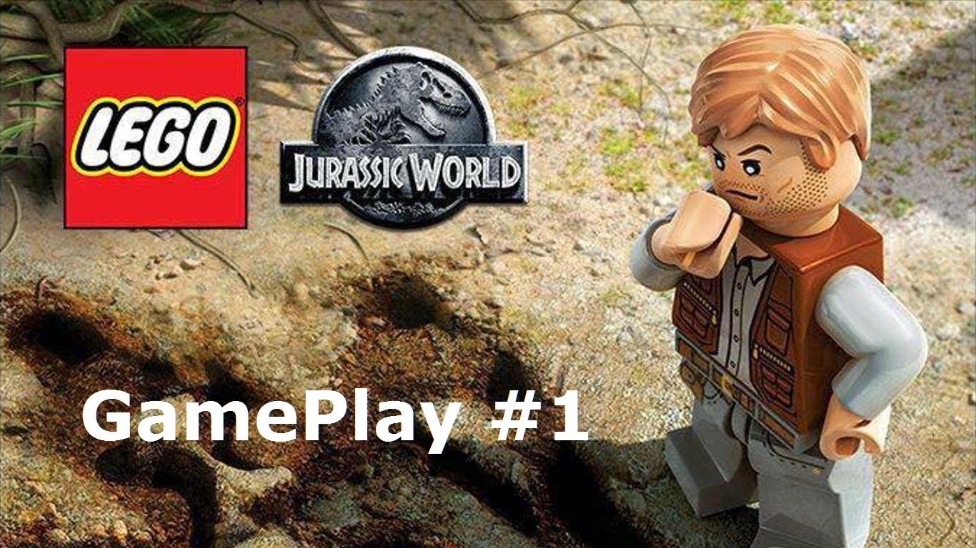 Lego jurassic world xbox 360 2 players
