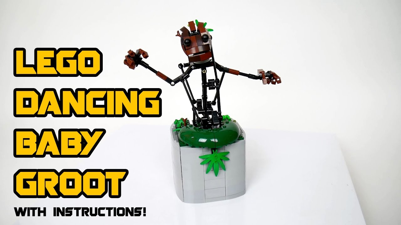Lego groot set instructions