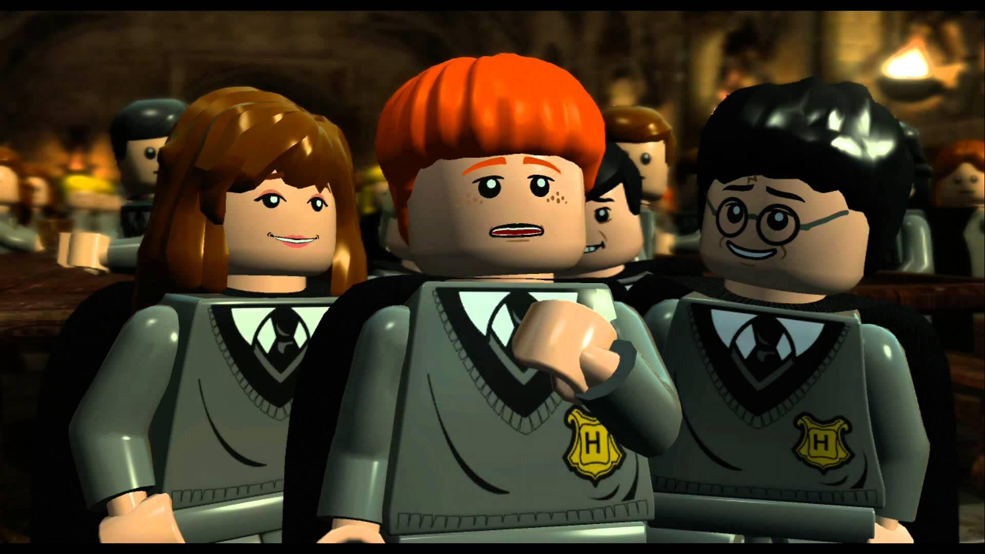Lego harry potter ps4 part 1