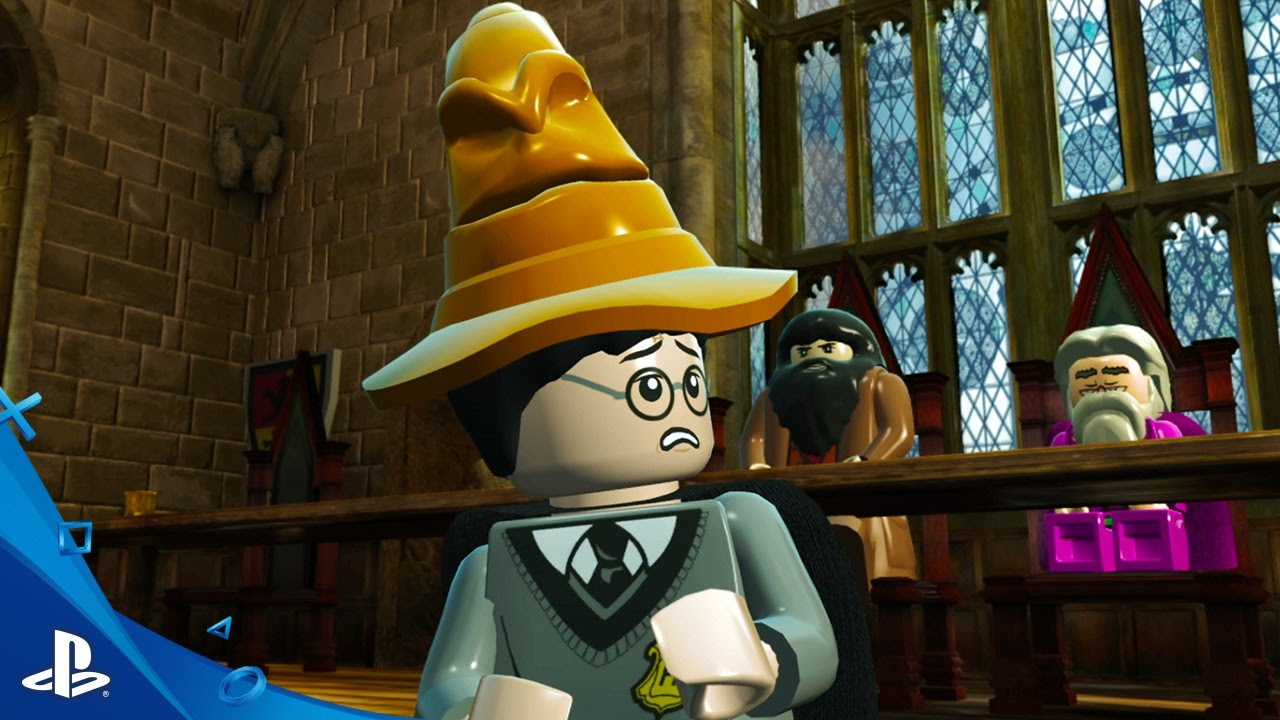 Lego harry potter ps4 release date