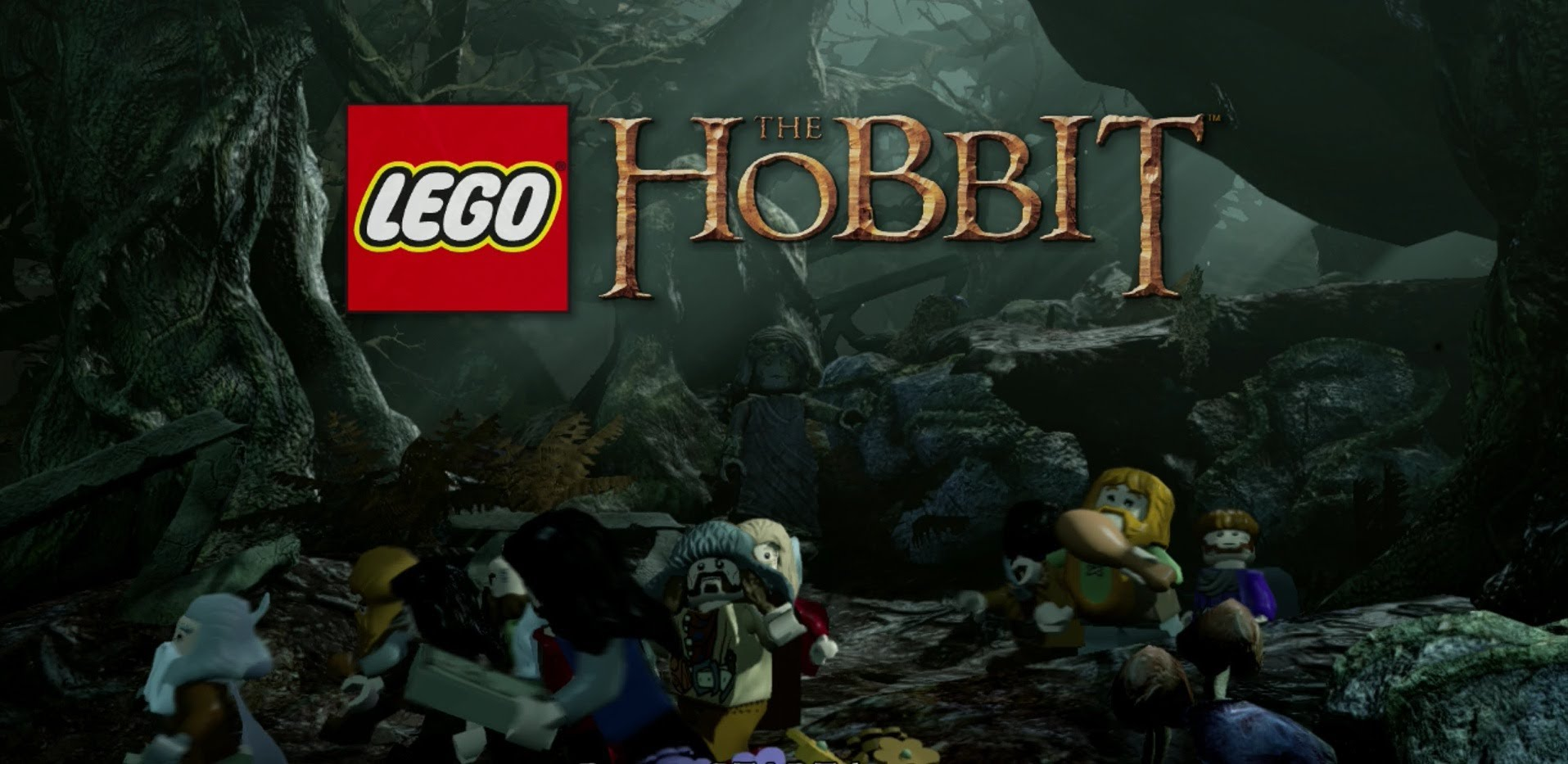 Lego hobbit goblin in law