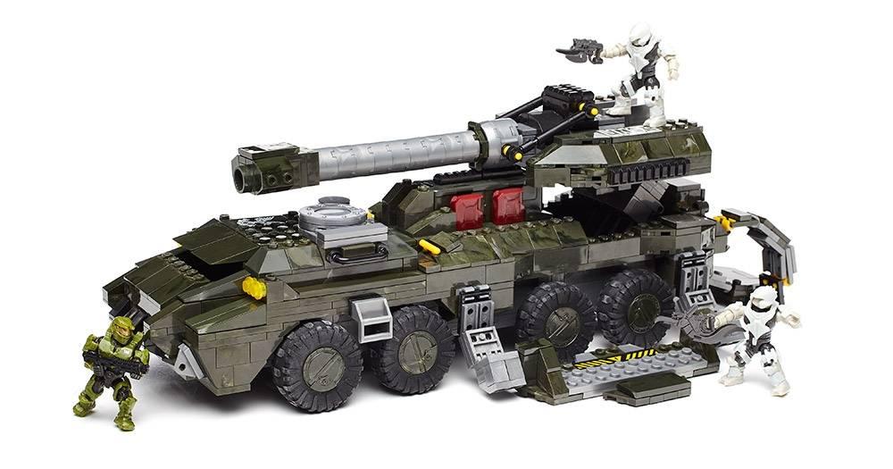 Lego halo tanque