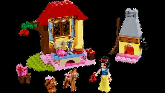 Lego pour fille en français