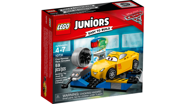 Lego junior verdák