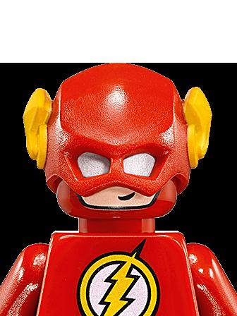 Lego flash head