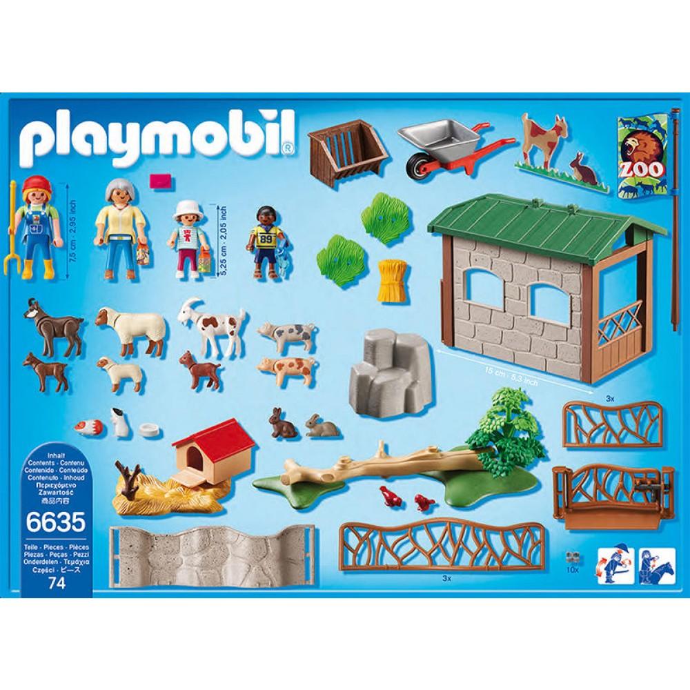Zoo playmobil cultura