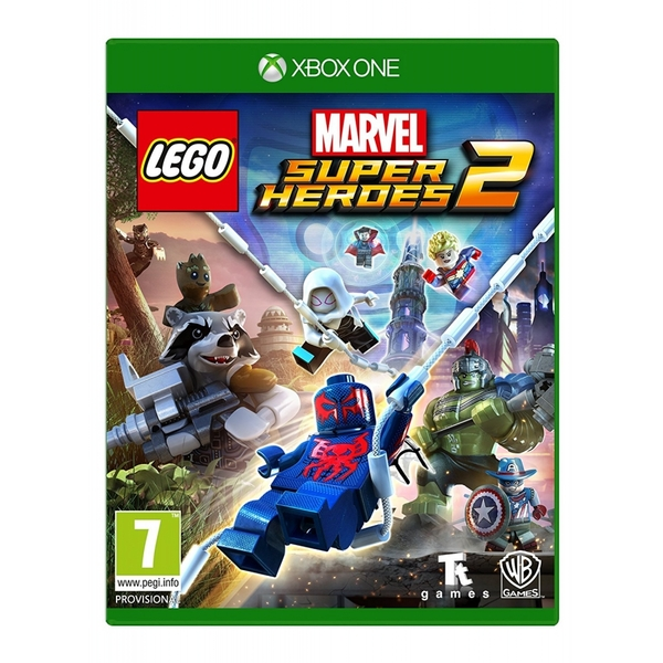 Lego games in xbox 360