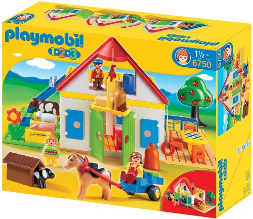 Playmobil 123 horse