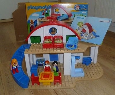 Playmobil 123 haus ebay