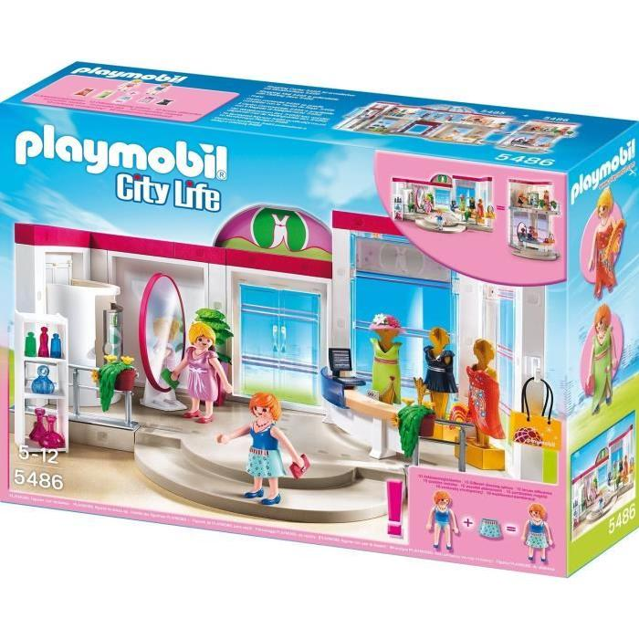 Playmobil magasin