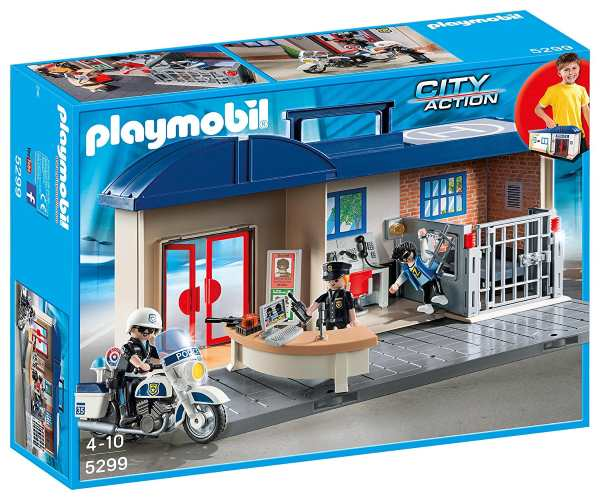 Playmobil hopital carrefour