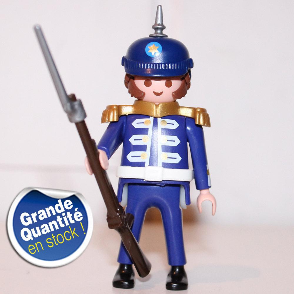 Playmobil soldat français pas cher