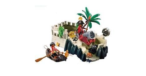 Playmobil repaire pirate 4007
