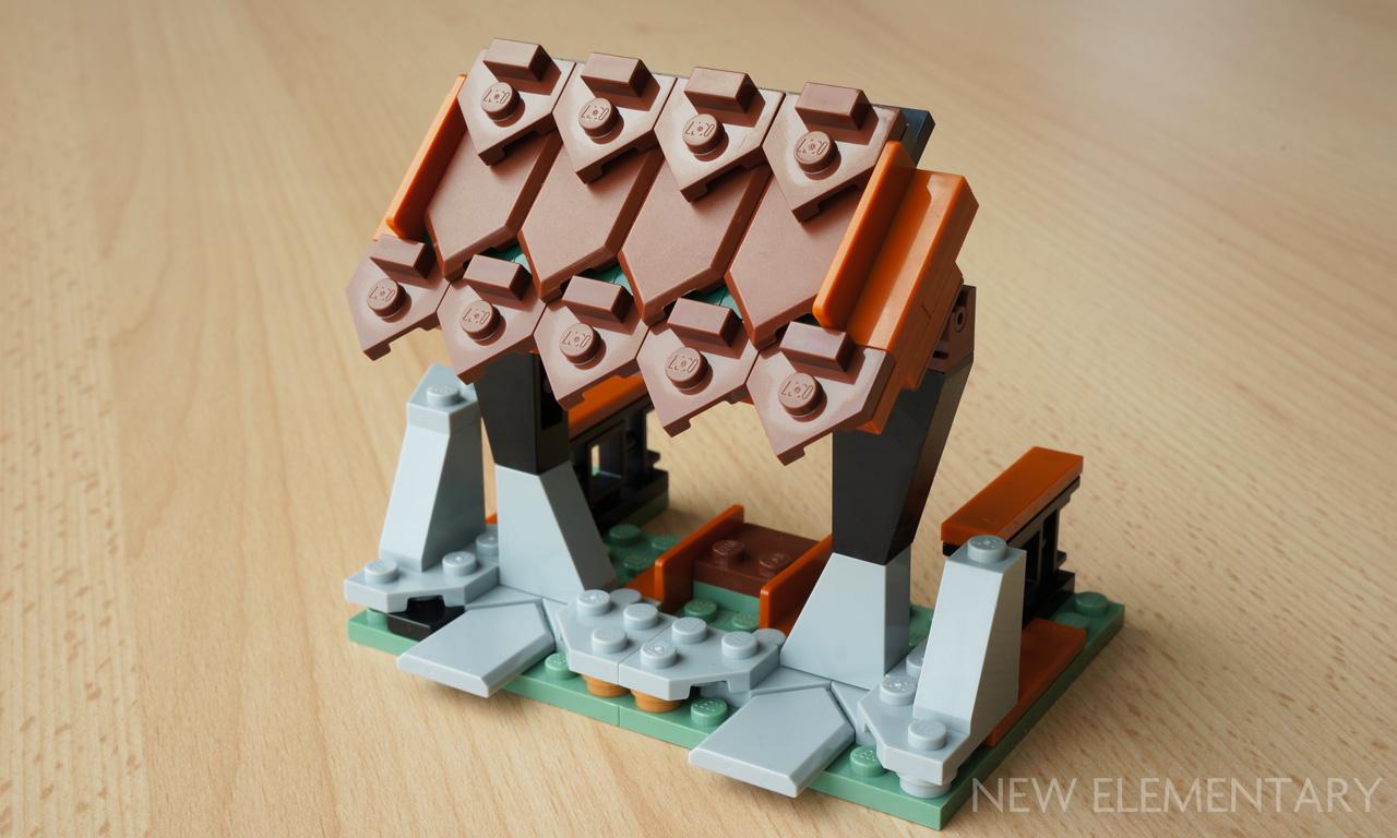 Lego base plate element id