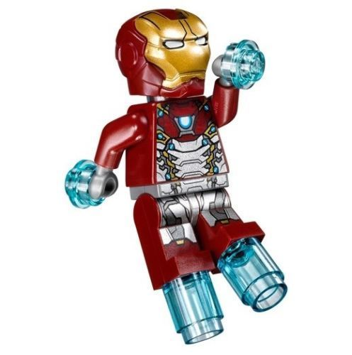 Lego iron man hall of armor ebay