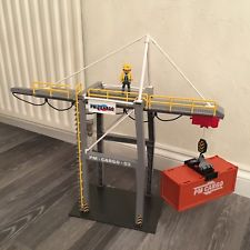Playmobil 5254 city action loading crane
