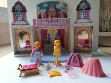 Playmobil - coffre transportable - princesse - 5419
